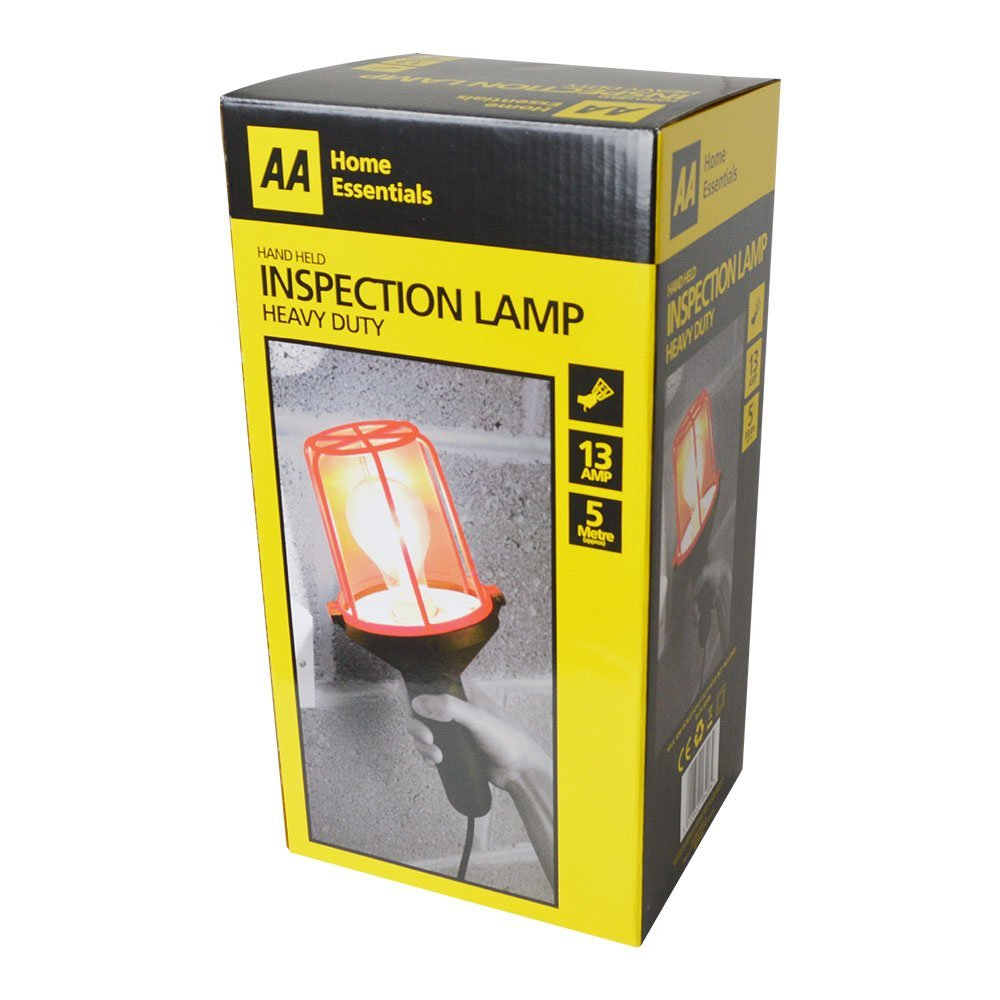 AA Inspection Lamp - 240v